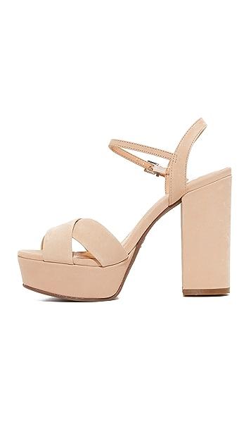 Schutz Samanta Platform Sandals