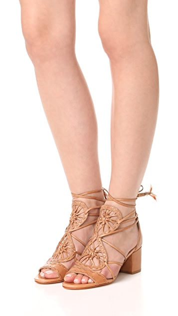 Schutz Alianna City Sandals