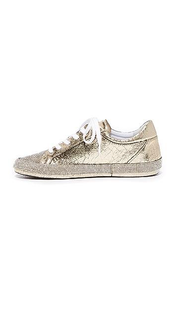 Schutz Stelen Two Tone Sneakers
