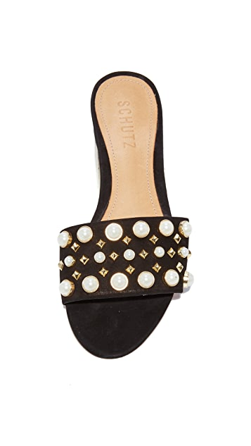 Schutz Eloise City Sandals