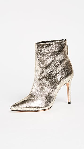 Schutz Ginny Point Toe Ankle Boots