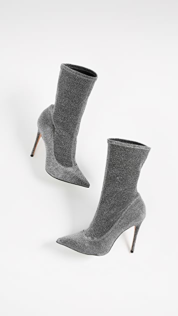 Schutz Mislane Point Toe Boots