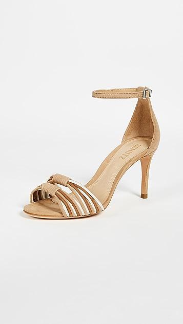 Schutz Joolian Ankle Strap Sandals