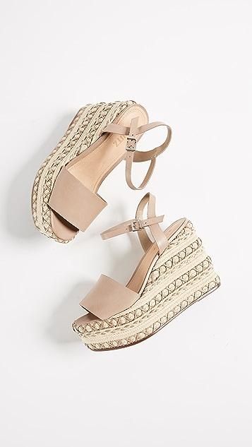 Schutz Galaze Platform Sandals
