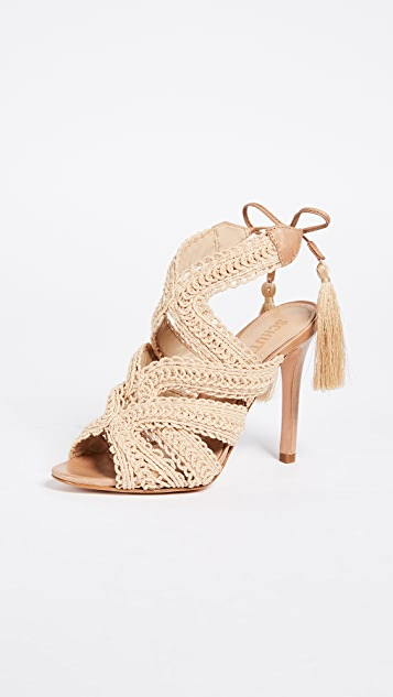 Glaucia Strappy Sandals by Schutz