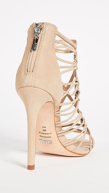 Schutz Naama Caged Sandals