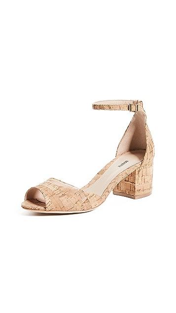 Schutz Roama Ankle Strap Sandals