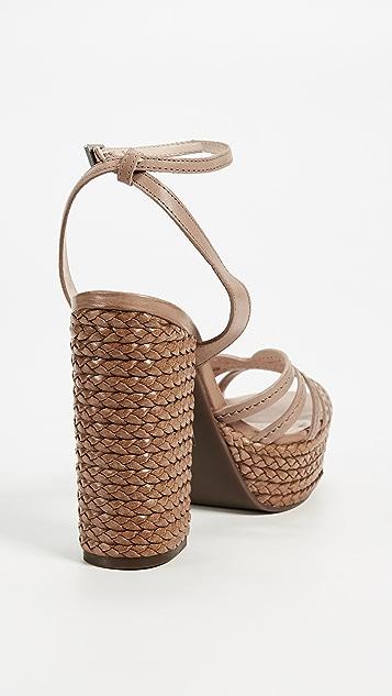 Schutz Hortencia Platform Sandals