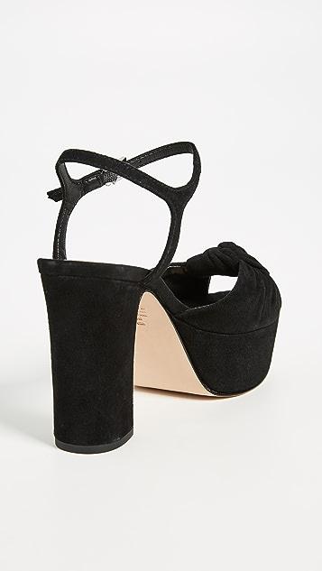 Schutz Thalyta Platform Sandals