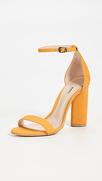 005fee454d3 Schutz Jeannine Block Heel Sandals