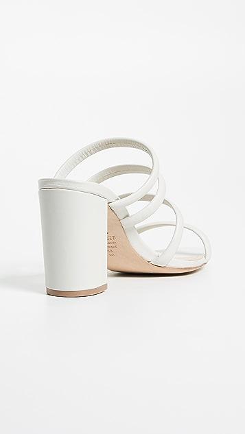 Schutz Felisa Tubular Sandals