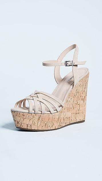 louna-strappy-wedge-sandals by schutz
