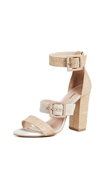 Schutz Sarah Strappy Sandals
