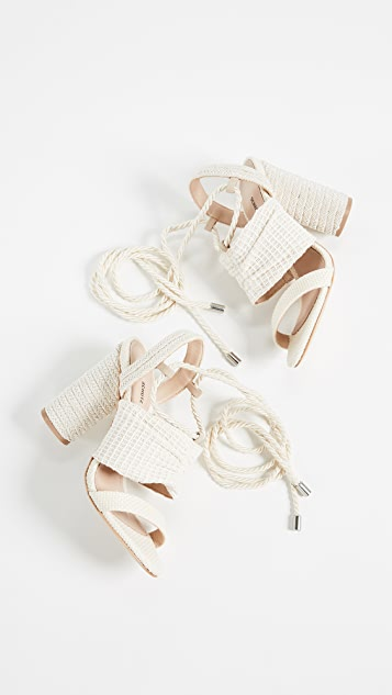 Schutz Lenice Strappy Sandals
