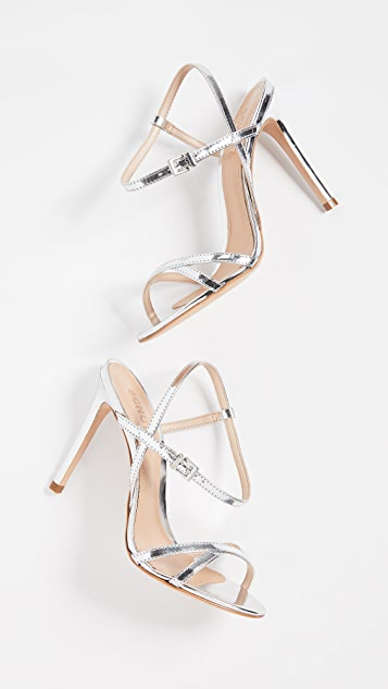 Schutz Opal Strappy Sandals