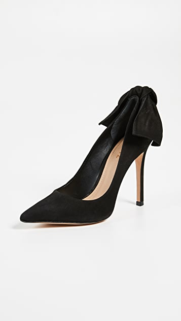 H?gl Bow detail pumps bRmJc