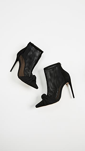 Schutz Kessie Point Toe Booties