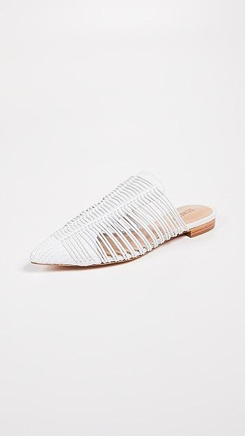 Schutz Rosalyn 尖头穆勒鞋
