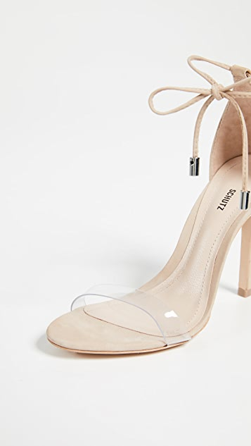 Schutz Josseana Strappy Sandals