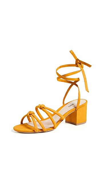 Schutz Francy's Strappy Sandals
