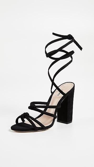Schutz Lohanna Strappy Sandals