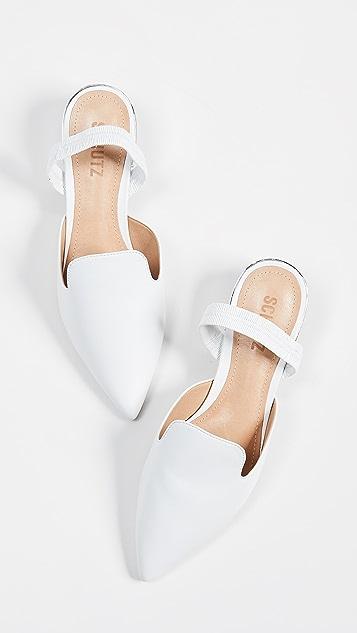 Schutz Ylanna 露跟平底鞋