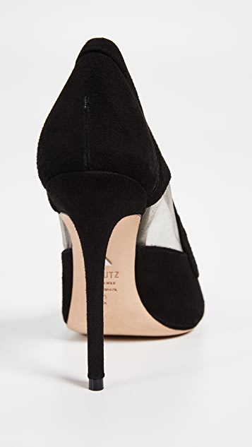 Schutz Poliany Point Toe Pumps