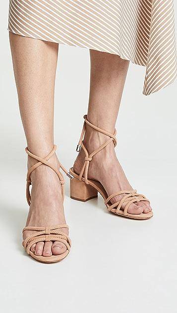 Schutz Marcella 系带凉鞋