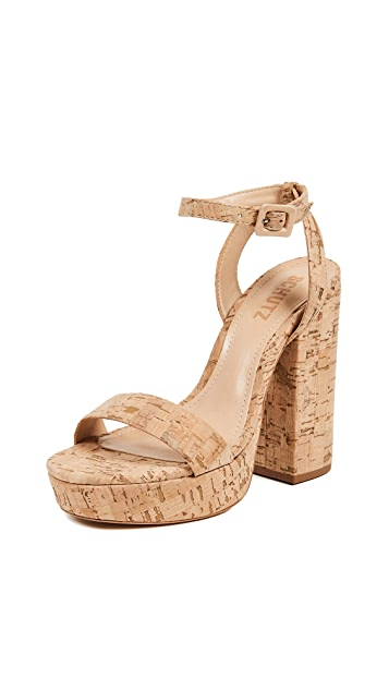 Schutz Martine 厚底凉鞋