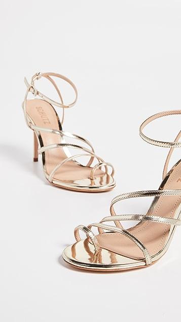 Schutz Raona Strappy Sandals