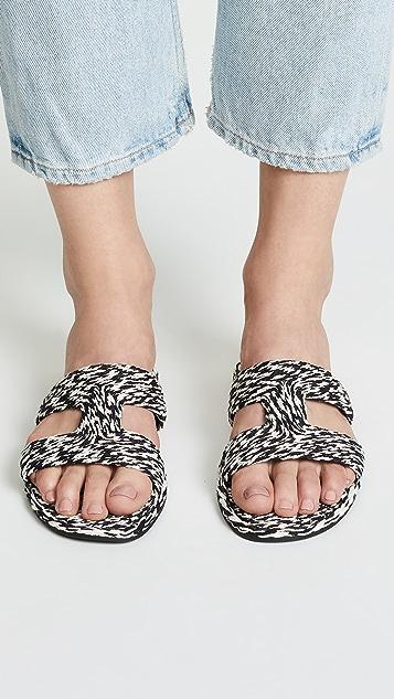 Schutz Tammya Sandals