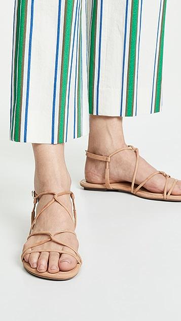 Schutz Boyet Strappy Sandals