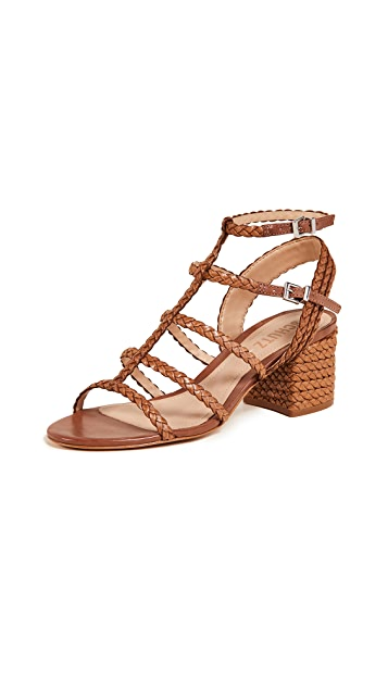 Schutz Rosalia Strappy Sandals