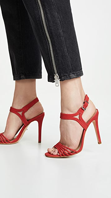 Schutz Brioca Strappy Sandals