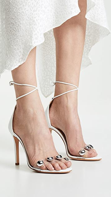 Schutz Ramon Ankle Strap Sandals