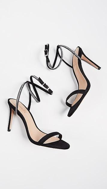 Schutz Carmecita Ankle Strap Sandals