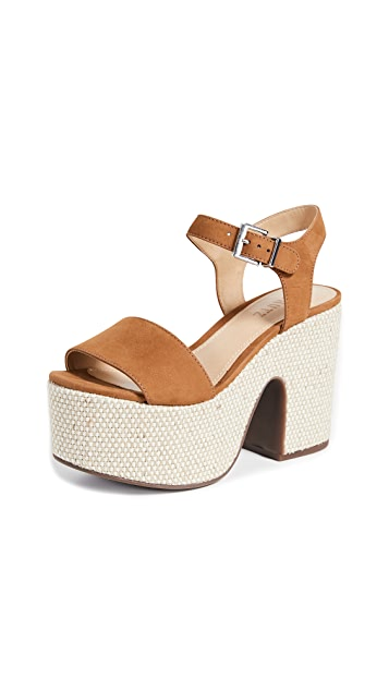 Schutz Glorya Platform Sandals