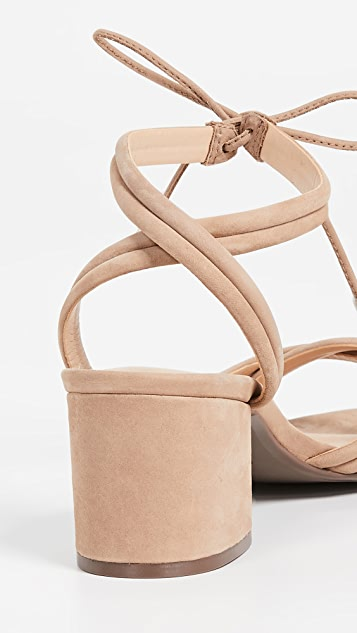 Schutz Veronica Strappy Sandals