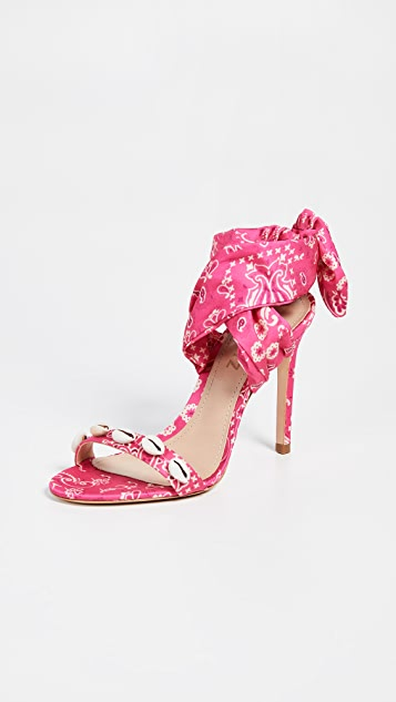 Schutz Dani 系带凉鞋