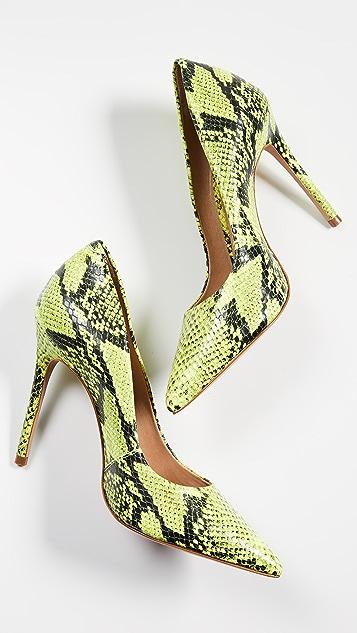Schutz Неоновые туфли-лодочки Caiolea