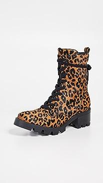 Gioconda Combat Boots