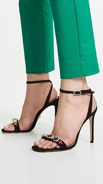 Schutz Adiva 脚踝绑带凉鞋