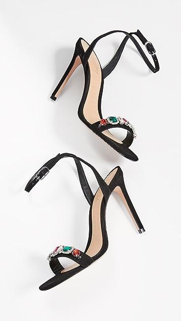 Schutz Adiva Ankle Strap Sandals