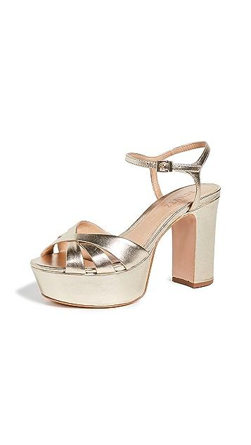 Schutz Keefa Platform Sandals