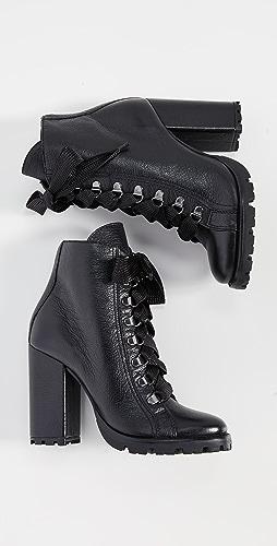 Schutz - Zara 沟纹鞋底靴子