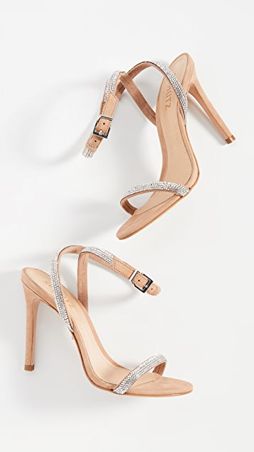 Schutz Mulan Strappy Sandals