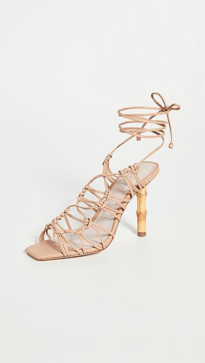 SCHUTZ Womens Savania Sandals