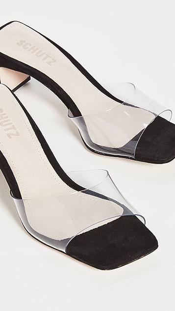 Schutz Onoria 凉拖鞋