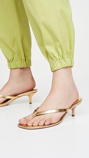 Schutz Ivone 夹趾凉鞋