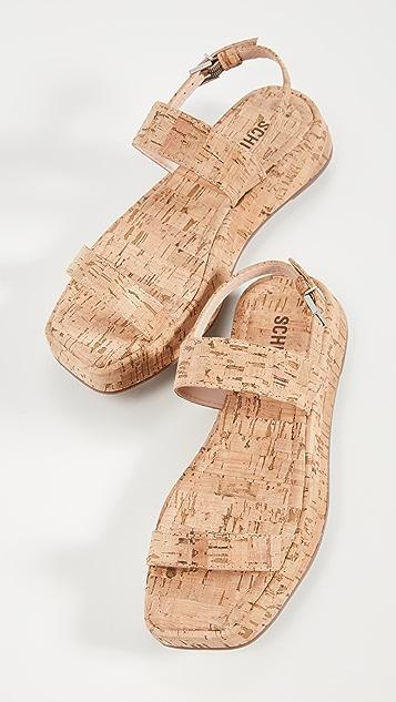 Schutz Heliona Sandals